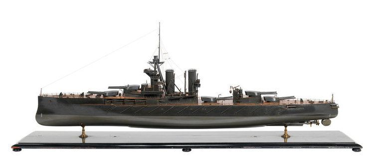HMS Iron Duke (1912) HMS 39Iron Duke39 1912 Alfred Graham amp Co Royal Museums