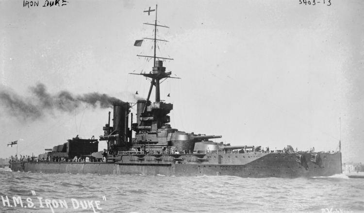 HMS Iron Duke (1912) httpsuploadwikimediaorgwikipediaen66fHMS