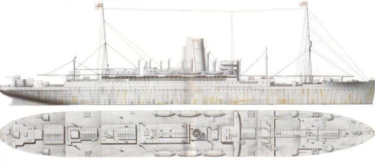HMS Jervis Bay Armed Merchant Cruisers HMS Jervis Bay