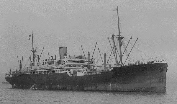 HMS Jervis Bay Allied Warships of WWII Armed Merchant Cruiser HMS Jervis Bay