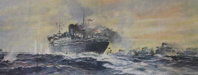 HMS Jervis Bay hmsjervisbaycomImagesHomeImagejpg