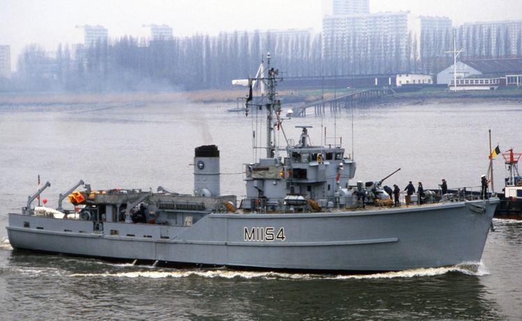 HMS Kellington (M1154) Kellington World Warships