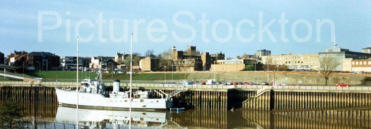 HMS Kellington (M1154) HMS Kellington Picture Stockton Archive