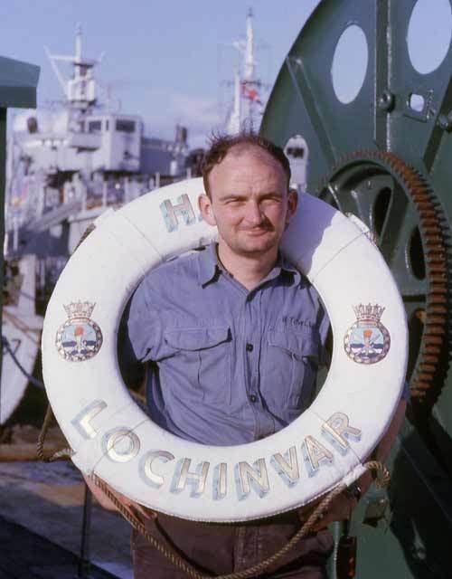 HMS Lochinvar (shore establishment) wwwedinphotoorguk0pcvunidentified0recollec