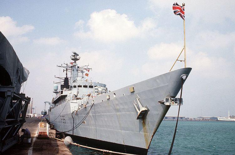 HMS London (F95) HMS London F95 Wikipedia