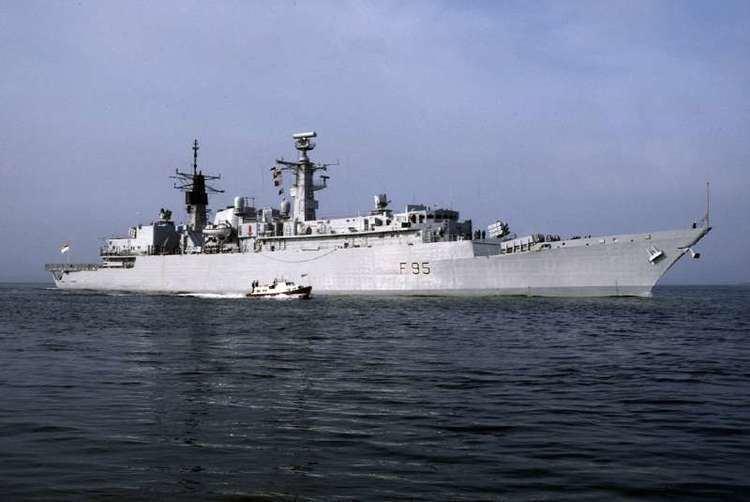 HMS London (F95) HMS LONDON F95 ShipSpottingcom Ship Photos and Ship Tracker