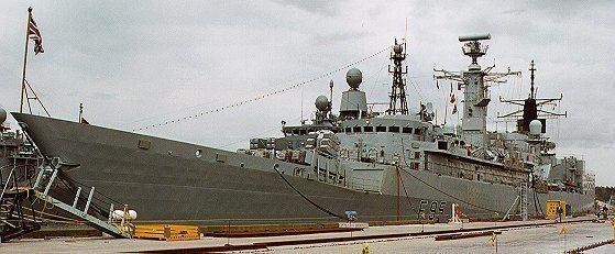HMS London (F95) wwwhazegrayorgfeaturesnatouklondonlondon1jpg