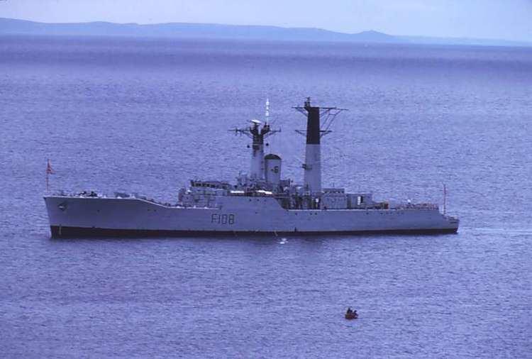 HMS Londonderry (F108) HMS Londonderry F108 ShipSpottingcom Ship Photos and Ship Tracker
