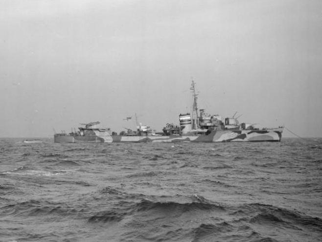 HMS Loyal (G15)