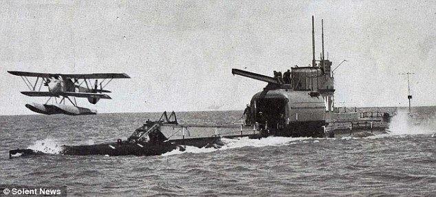 HMS M2 HMS M2 memorial to 60 crew who died on pioneering underwater