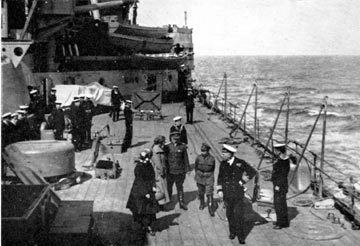HMS Marlborough (1912) Rescue of the Imperial family from Yalta 1919 Blog amp Alexander