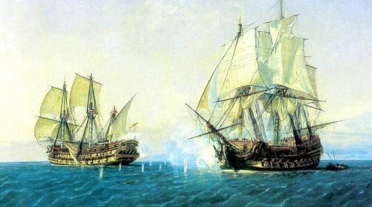 HMS Mary (1704)