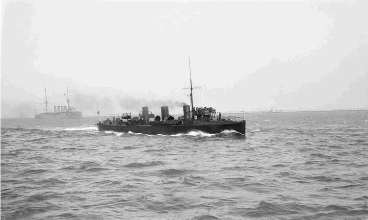 HMS Mermaid (1898)