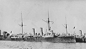 HMS Mildura (1889) httpsuploadwikimediaorgwikipediacommonsthu