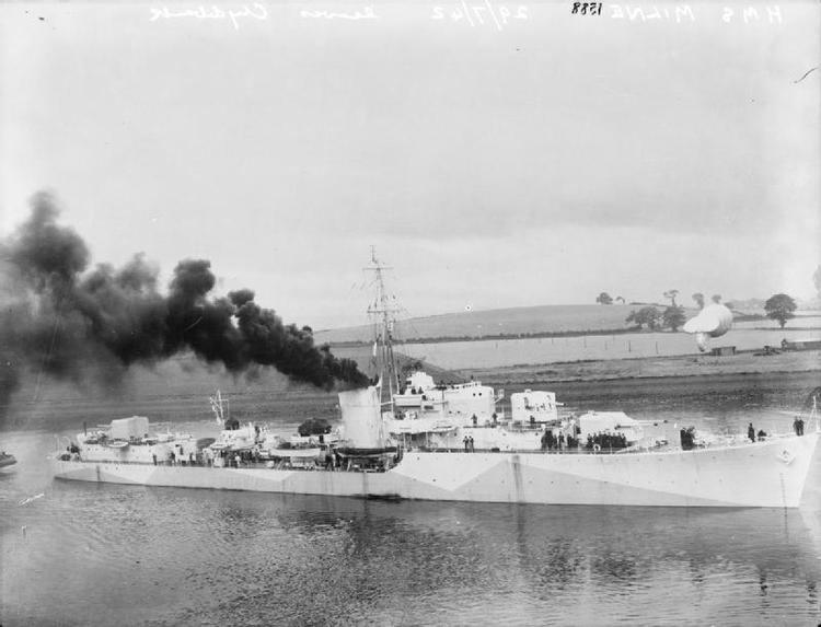 HMS Milne (G14) httpsuploadwikimediaorgwikipediacommons88