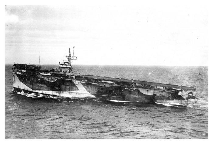HMS Nabob (D77) HMS NABOB