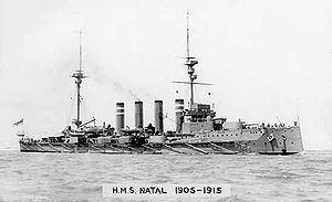HMS Natal HMS Natal Wikipedia