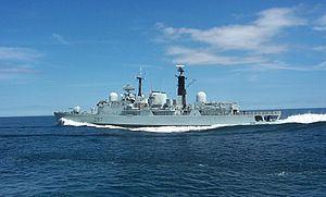 HMS Newcastle (D87) httpsuploadwikimediaorgwikipediaenthumbf