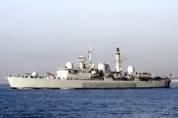 HMS Newcastle (D87) HMS Newcastle D87 ShipSpottingcom Ship Photos and Ship Tracker