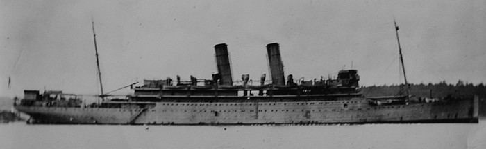 HMS Otranto The Loss of the Troopships Tuscania and Otranto on Islay39s coast