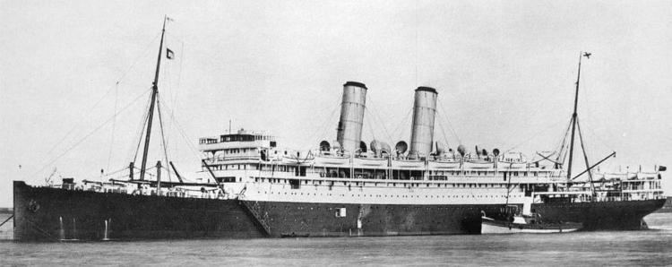 HMS Otranto HMS Otranto armed merchant cruiser British warships of World War 1