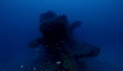 HMS P311 HMS P311 First pics of doomed WW2 British submarine found off