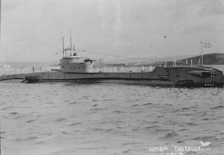 HMS P311 HMS P311 submarine