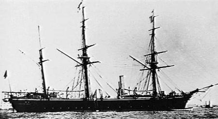 HMS Pelican (1877)