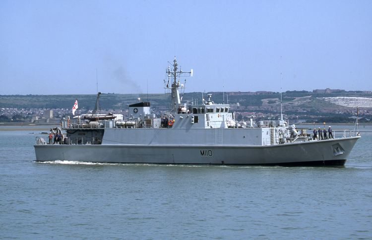 HMS Ramsey (M110) Ramsey World Warships