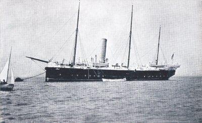 HMS Reindeer (1883)