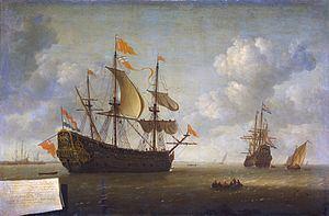 HMS Royal Charles (1655) HMS Royal Charles 1655 Wikipedia