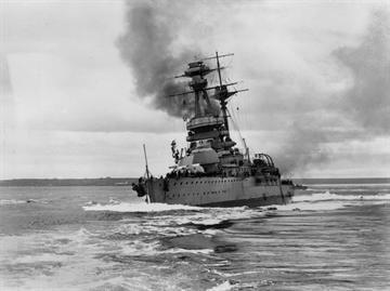 HMS Royal Oak (08) Sinking of the HMS Royal Oak Scapa Flow Wrecks