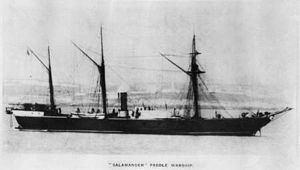 HMS Salamander (1832) httpsuploadwikimediaorgwikipediacommonsthu
