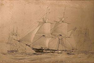 HMS Sappho (1837) httpsuploadwikimediaorgwikipediaenthumbe