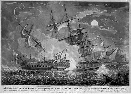 HMS Seine (1798)