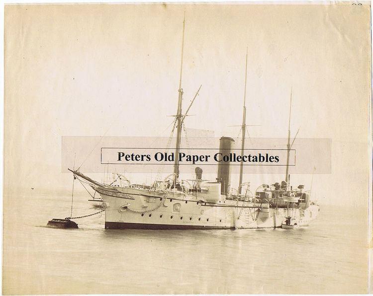 HMS Serpent (1887) Diario de mi muerte Positivo El HMS Serpent y el cementerio de