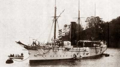 HMS Serpent (1887) typicallyspanishcomnews6uploads1hmsserpentjpg