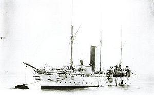HMS Serpent (1887) HMS Serpent 1887 Wikipedia