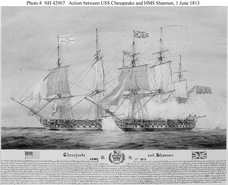 HMS Shannon (1806) British Navy ShipsHMS Shannon 18061859