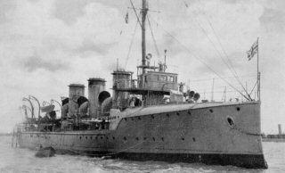 HMS Skirmisher (1905) wwwworldnavalshipscomimageshmsskirmisherjpg