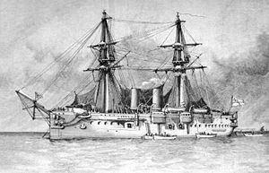 HMS Temeraire (1876) httpsuploadwikimediaorgwikipediacommonsthu