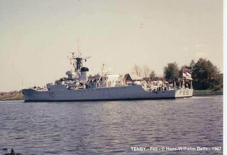 HMS Tenby (F65) wwwshipspottingcomphotosmiddle492328294jpg