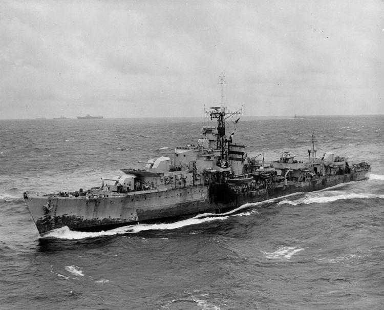 HMS Terpsichore (R33)