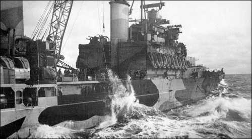 HMS Trinidad (46) HMS Trinidad 46 of the Royal Navy British Light cruiser of the
