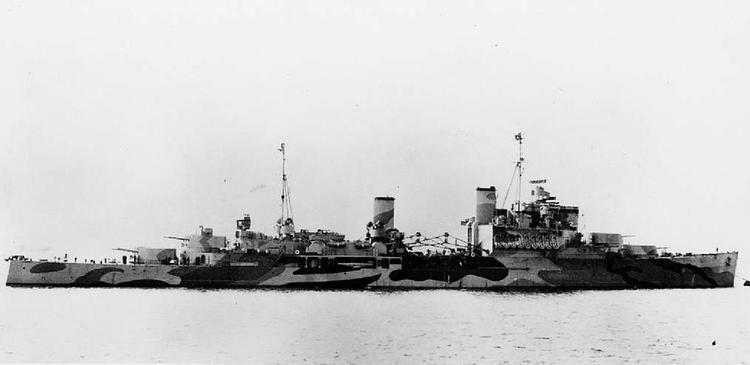 HMS Trinidad (46) HMS Trinidad British light cruiser WW2
