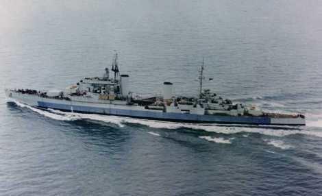 HMS Uganda (66) HMCS UGANDA Ships of the Canadian Navy