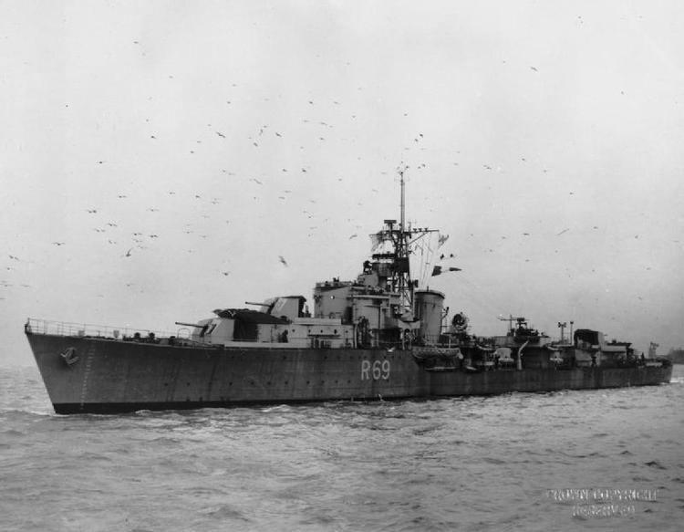 HMS Ulysses (R69) httpsuploadwikimediaorgwikipediacommons33