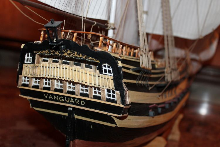 HMS Vanguard (1787) HMS Vanguard 1787 Stefano Flickr