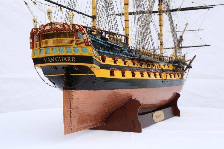 HMS Vanguard (1787) Hms Vanguard 1787 image information