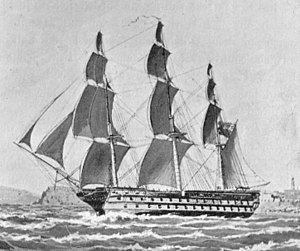 HMS Vengeance (1824) httpsuploadwikimediaorgwikipediacommonsthu